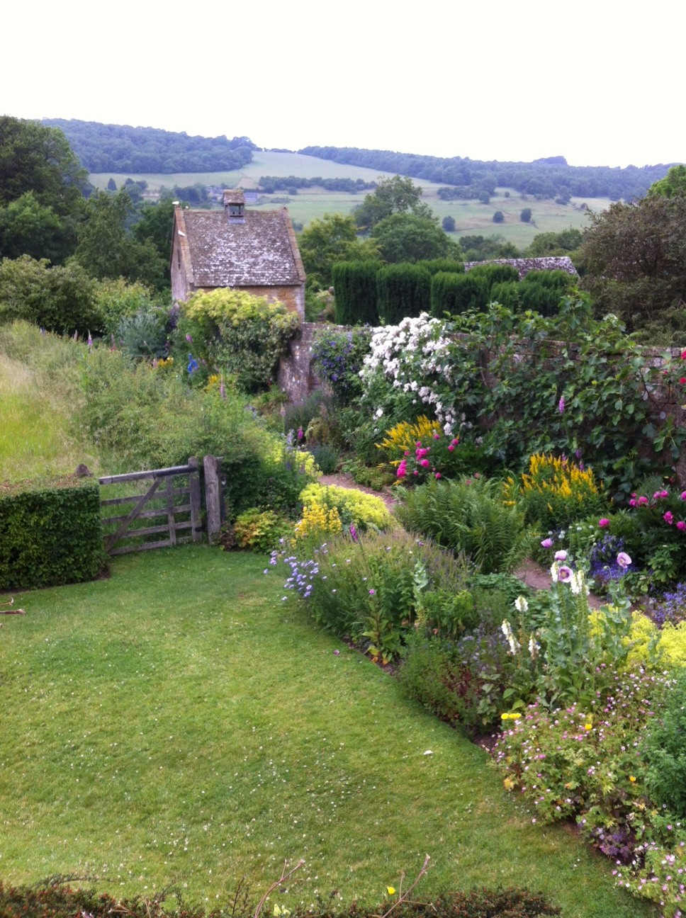 Snowshill Manor and Garden, Gloucestershire