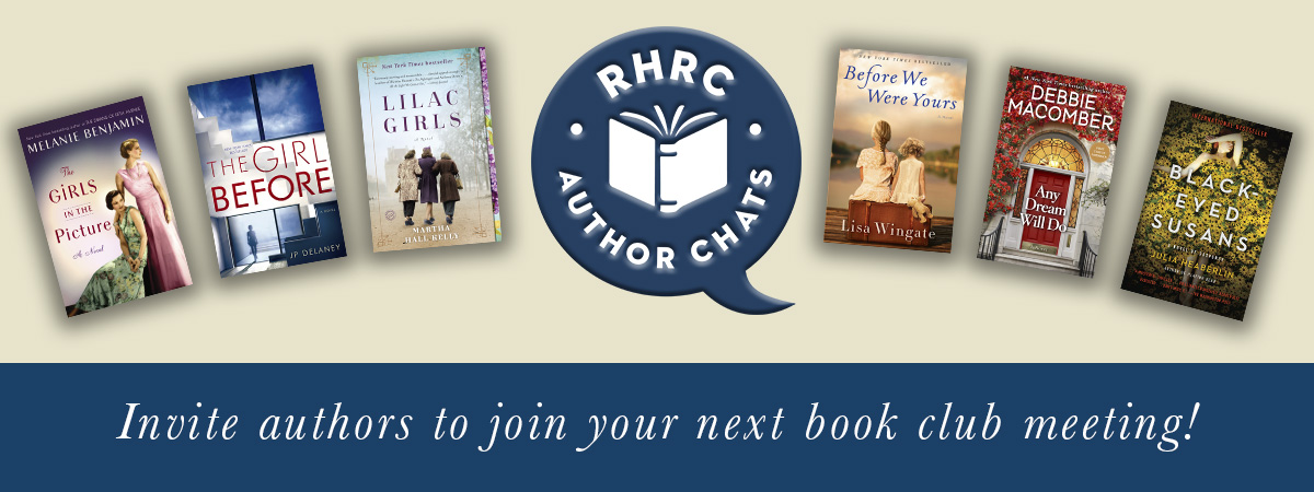 Random House Readers Circle Author Chats
