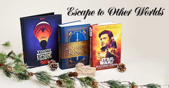 Holiday Gift Guide: Escape to Other Worlds