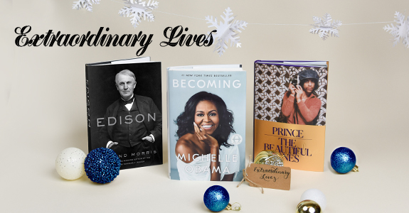 Holiday Gift Guide: Extraordinary Lives