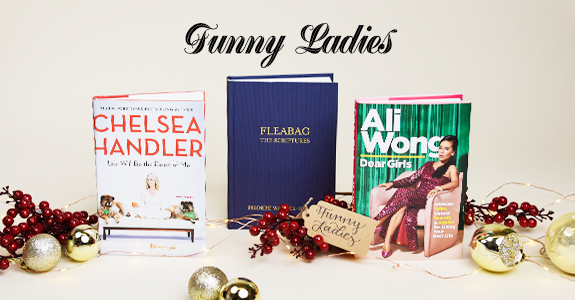 Holiday Gift Guide: Funny Ladies