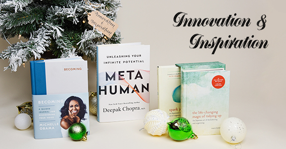 Holiday Gift Guide: Innovation & Inspiration