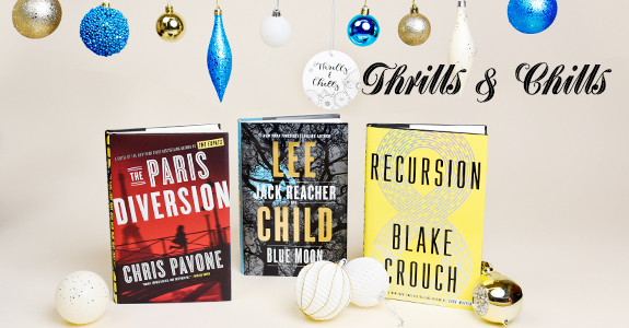 Holiday Gift Guide: Thrills & Chills