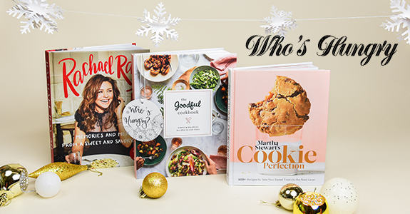 Holiday Gift Guide: Who's Hungry?