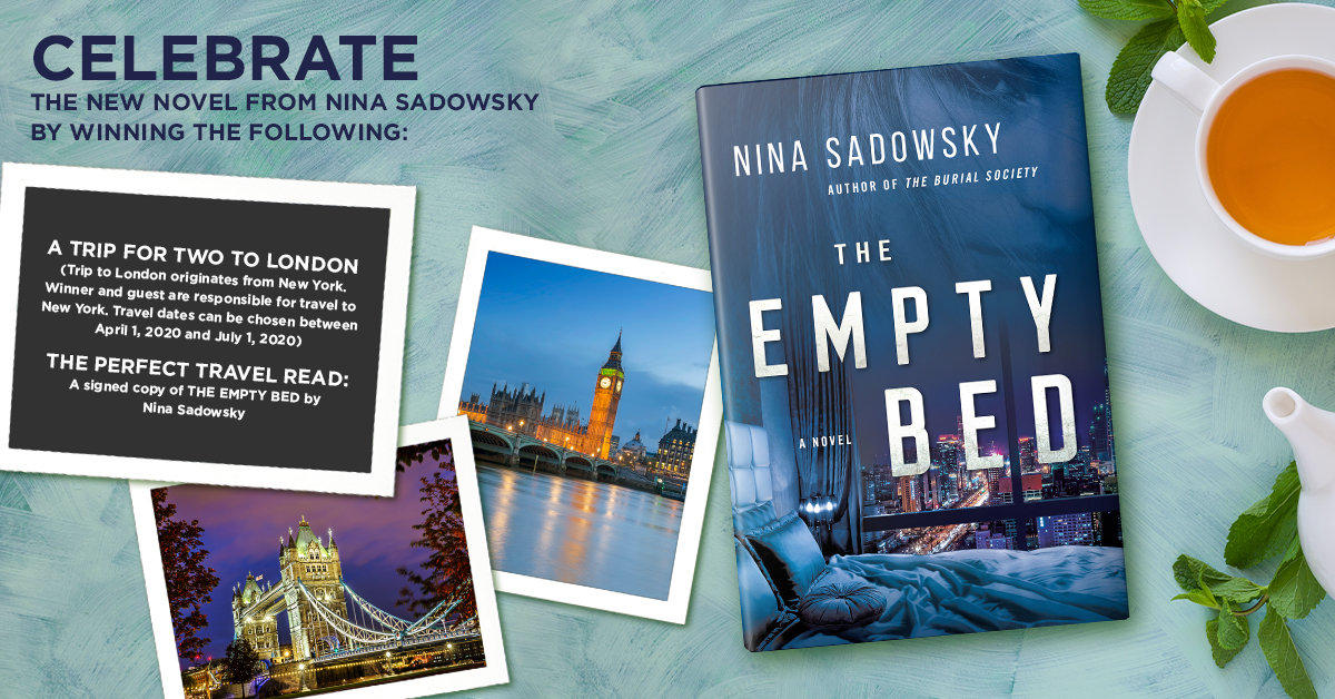 Escape to London Giveaway