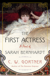 The First Acress by C.W. Gortner