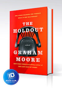 The Holdout by Graham Moore