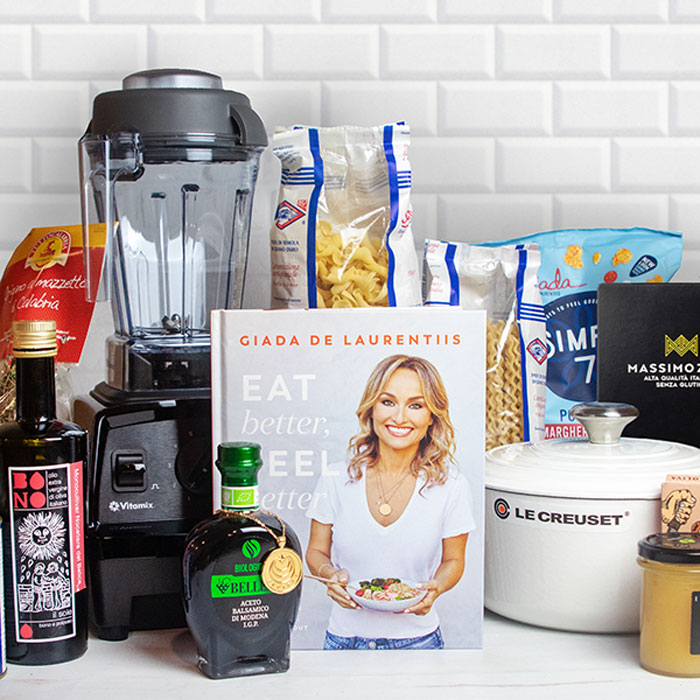 Giada's Eat Better, Feel Better Mother's Day Sweepstakes